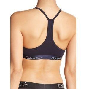 2ad6e42461 Calvin Klein Intimates   Sleepwear - Calvin Klein Motive Bralette and Hipster  Brief Set